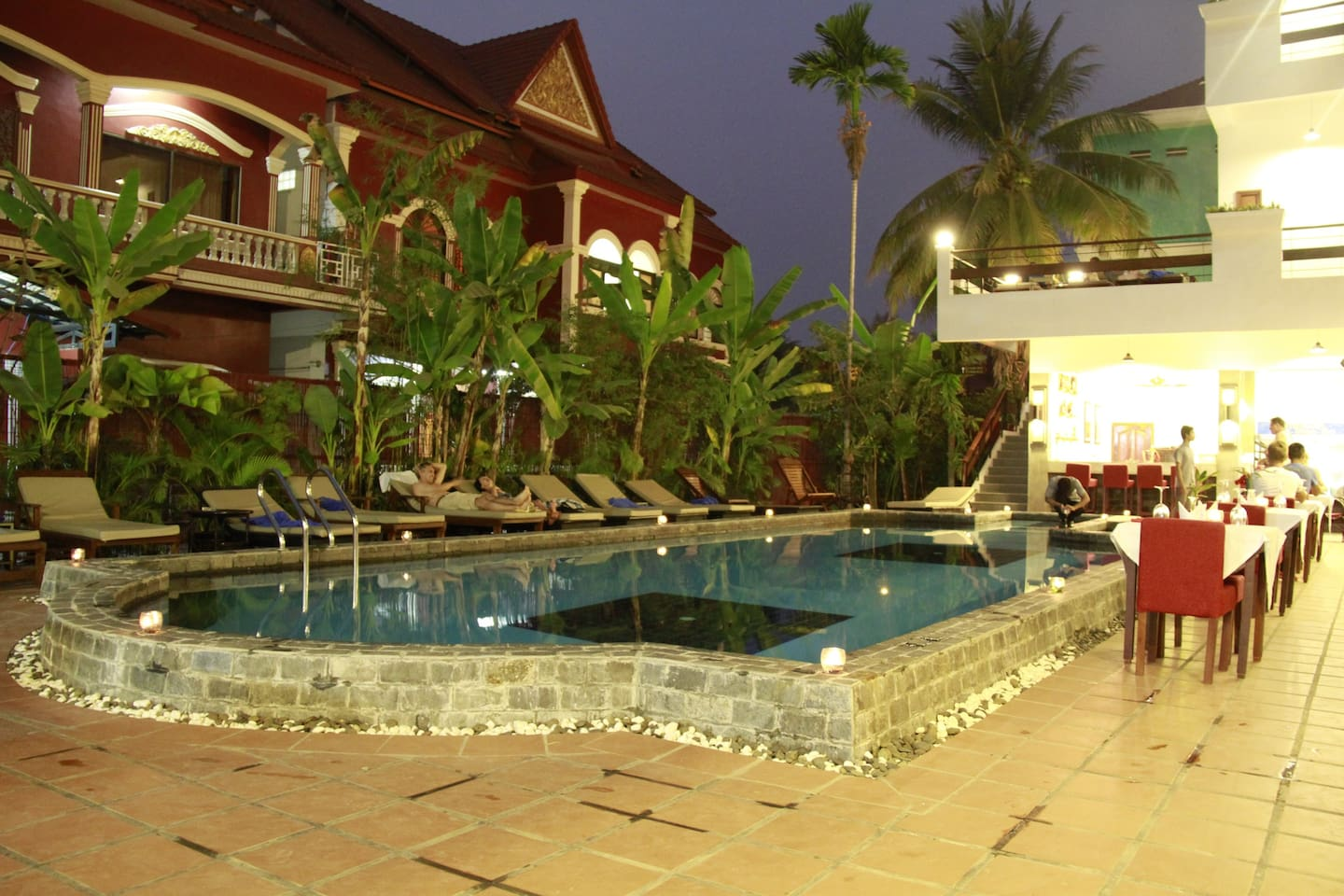 Angkor Palace Resort Spa 1double Mekong Angkor Palace Inn Bed Breakfasts For Rent In