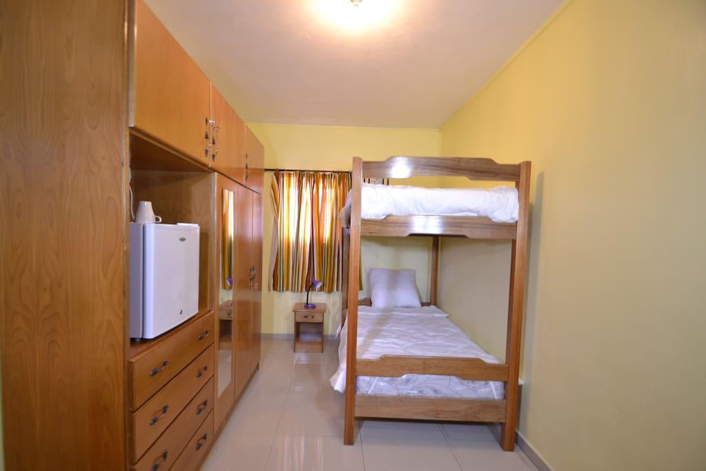 Bunk Bed Classic Room