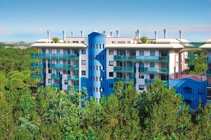 THREE-ROOM-APARTMENT ROSA 1 - Bibione - Appartement