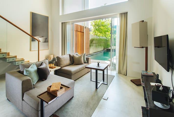 One Bedroom Loft Villa - seminyak - Pousada