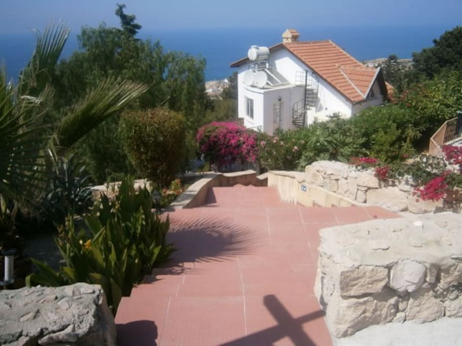 A private 4-bedroom villa in Esentepe, North Cyprus