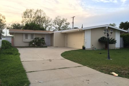 Whittier Home 4BD 2Bath - House