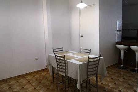 Apartment in Cerro Azul Departamento en Cerro Azul
