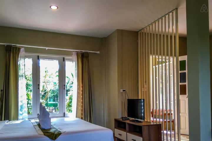 Budget Superior Room with free breakfast in Khanom