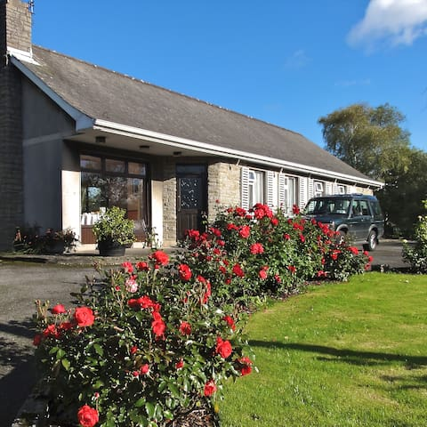 Ach na Sheen Guesthouse, Tipperary - Tipperary Town - Szoba reggelivel