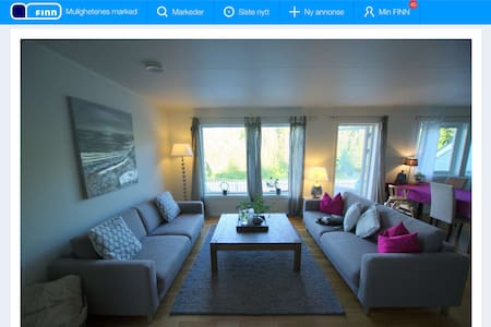 Beautiful large summer holiday home - Sørum