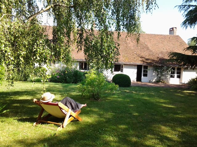 Chambre aux Portraits. - Cheverny - Bed & Breakfast
