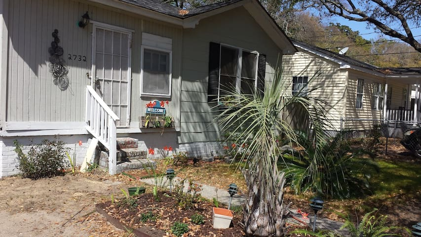 Cozy private, 2 Bedroom Cottage. - North Charleston - Haus