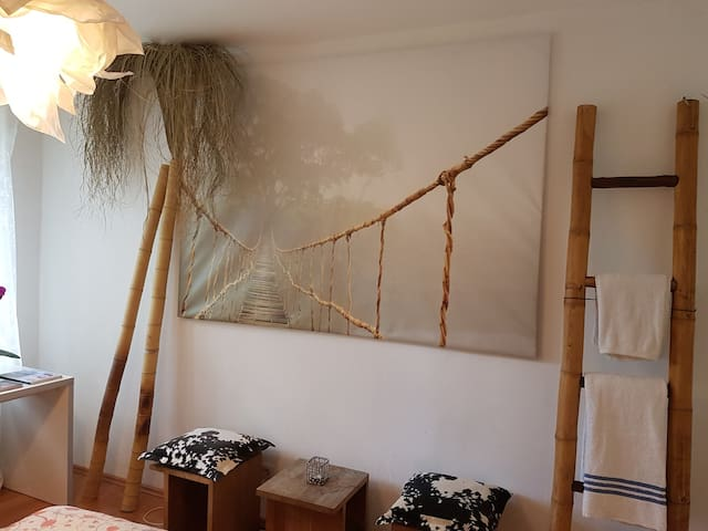 DESIGNER`s flat with garden - Oldenburg - Appartamento