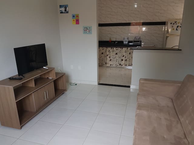 Apartamento novo no bairro Coronel Luciano