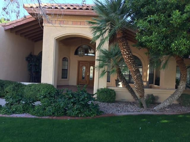 FINAL FOUR HOME- Phoenix - Amazing AZ Getaway