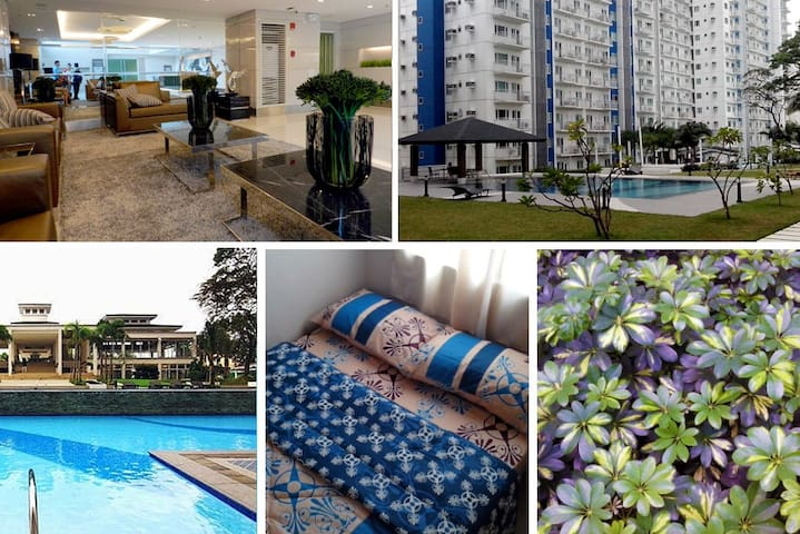Fully Furnished One Bedroom Condo - Quezon City - Apartamento