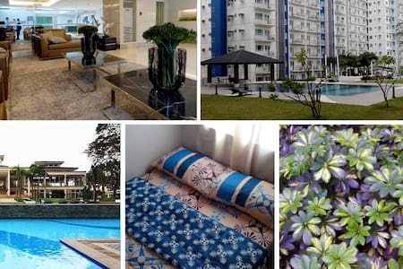 Fully Furnished One Bedroom Condo - Quezon City
