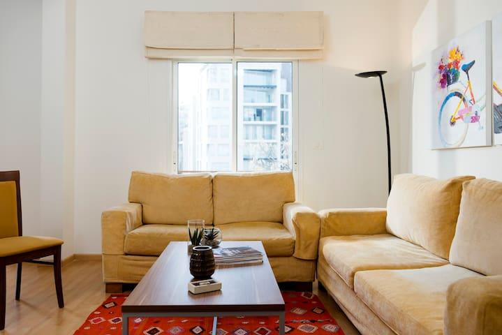 Achrafieh Sassine 2BD Apartment