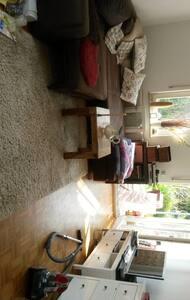 Schöne Wohnung mit eigenem Garten - Bad Homburg