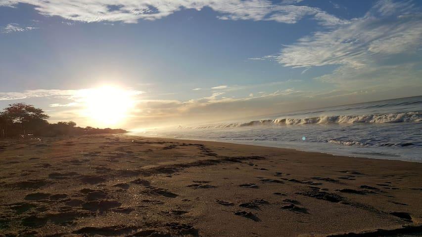 Casa de Playa El Almendro de la Tere