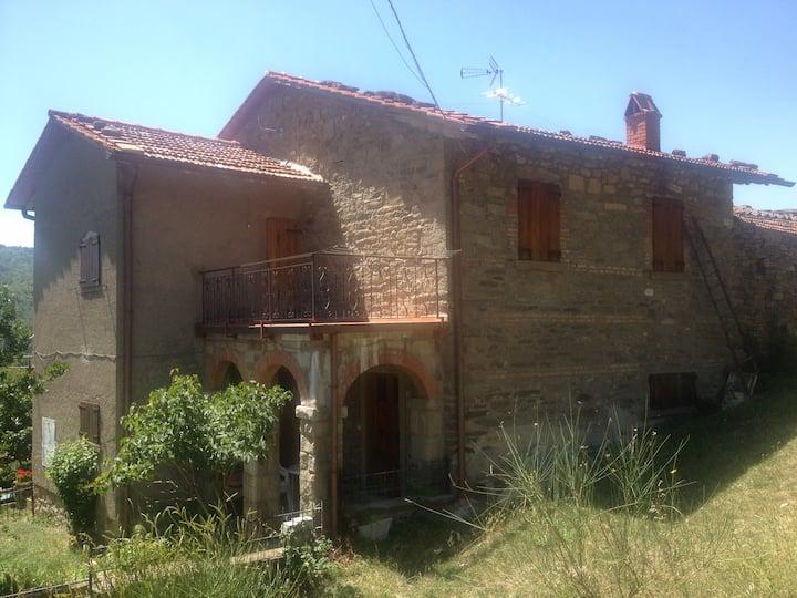 Antico Casolare Toscano in Casentino