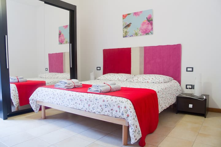 CONVENIENT APARTMENT FOR VENICE-FREE PARKING - Benátky - Byt