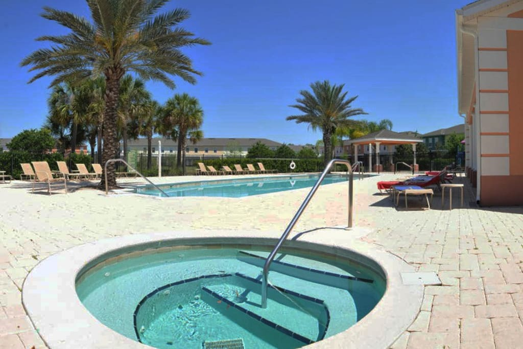 Sweet Home Vacation: Coral Cay #2 (Community Hot Tub)