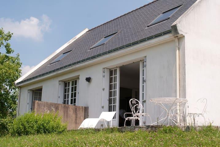 Maison de bord de mer - Billiers - Casa
