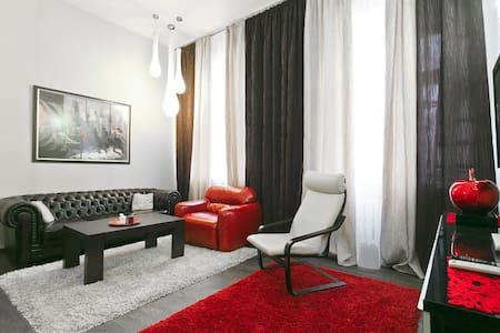 Swedish Apartaments at Karla Marksa 11