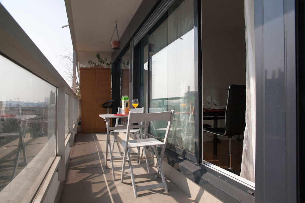 Charmant appart au c ur de paris appartements louer - Interieur appartement original et ultra moderne a paris ...