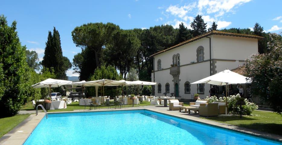 Villa Meonia - Amore - Jr Suite - Bomarzo - Bed & Breakfast
