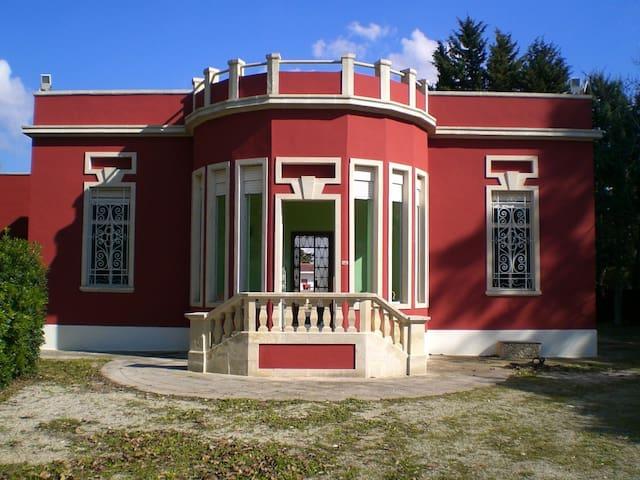 Villa con parco gallipoli otranto - Sogliano Cavour  - Villa