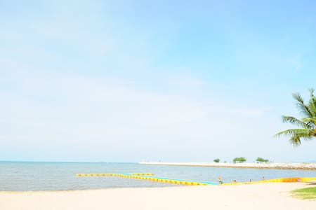 Beach, Sunny, Cozy studio, Tranquil - Tambon Na Chom Thian