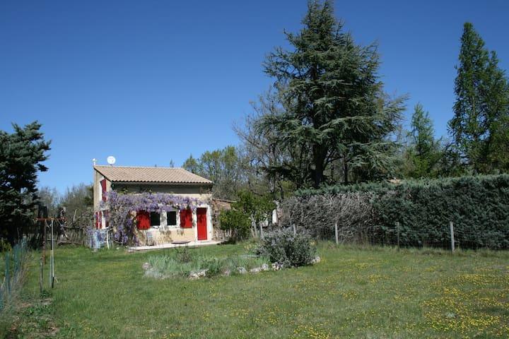Cabanon des Bombouyes - Simiane-la-Rotonde - Rumah