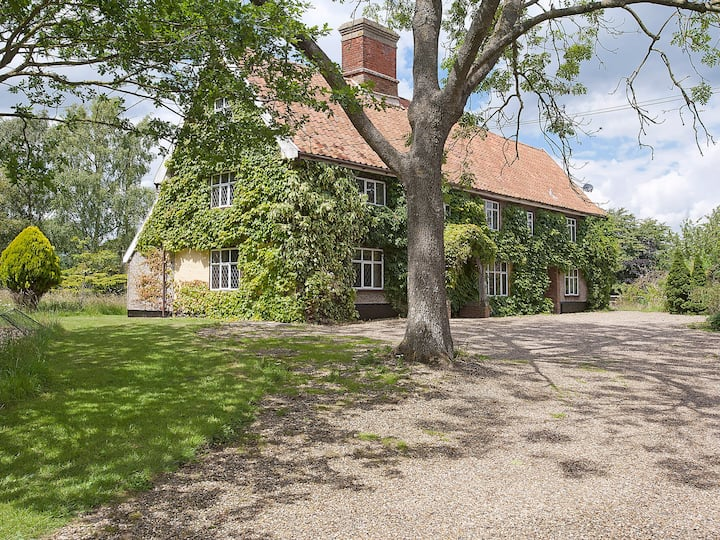 Old Hall Farm House (CYO)