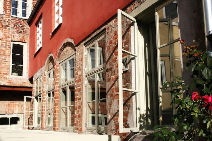 Apartment im Herz d. Altstadt (114)