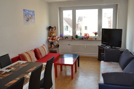 Economical Apartment @ Messeplatz - 巴塞爾