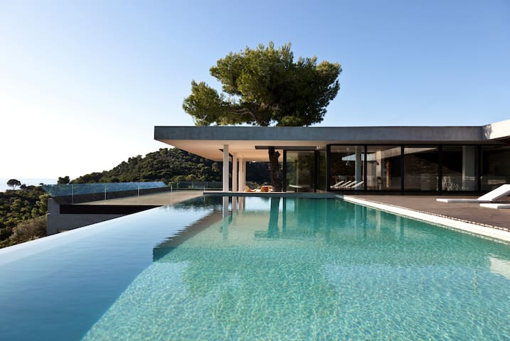 4 Elements Villa - Skiathos - วิลล่า