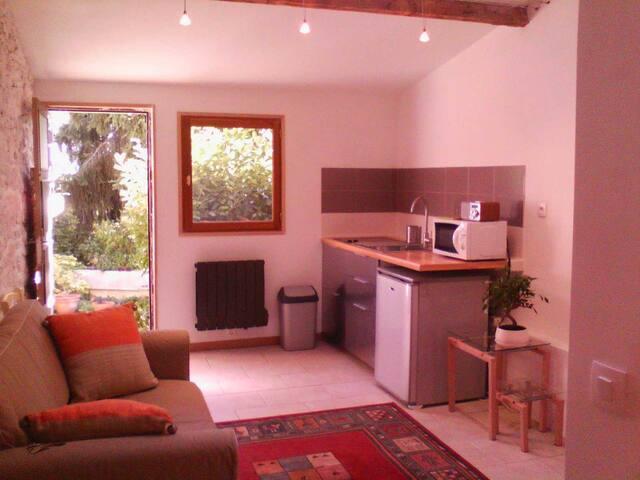 Studio à Palaiseau, proche Paris - Palaiseau - Apartemen