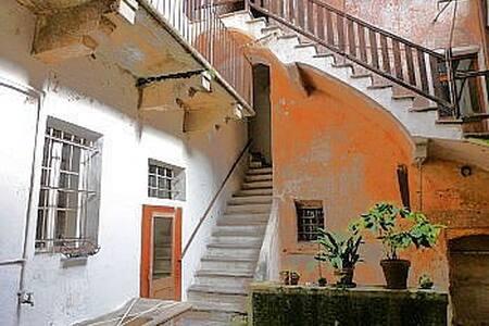 Locarno historisches Altstadthaus