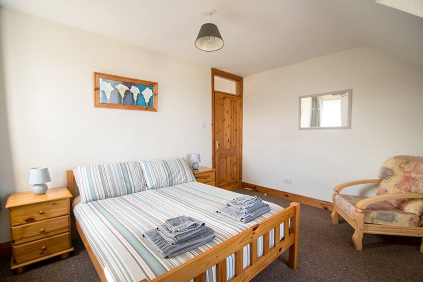 Room 6 Double bedroom