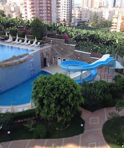 Сдается отличная квартира в Алании - Mahmutlar