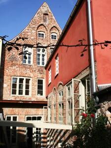 Einzelzimmer im Altstadthaus (122)