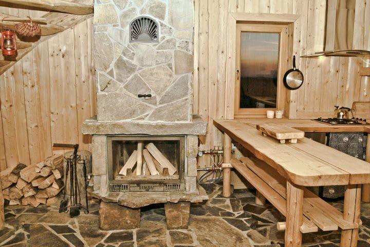 Miętowa Górka, dom dla 4-6 osób  - Czerwienne - House