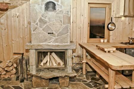 Miętowa Górka, dom dla 4-6 osób  - Czerwienne