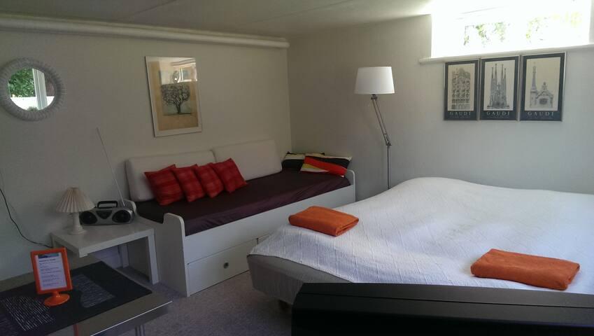 Moderne værelser i Aalborg C - Nr 2 - Aalborg - Bed & Breakfast