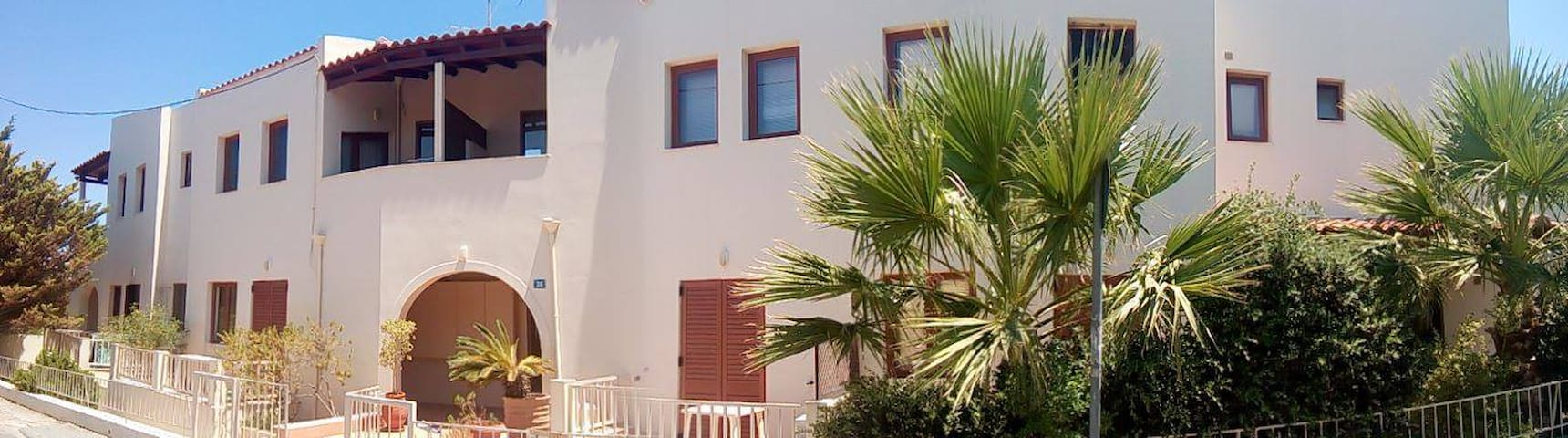 Full equipped studio 5 min from city center - Rethymno - Lakás