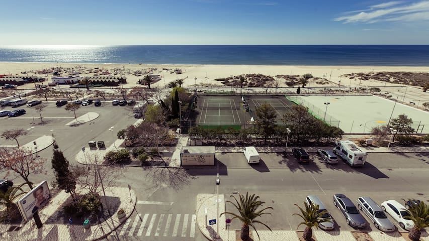 Apartment in Monte Gordo, Algarve - Monte Gordo - Wohnung