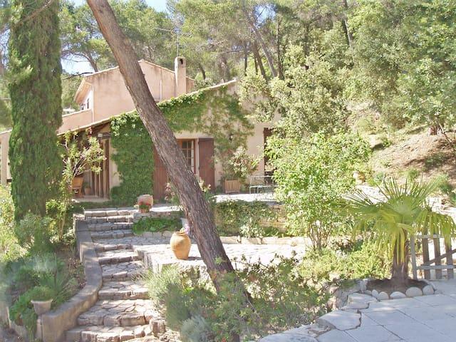 maison en Provence, piscine , clim. - Pierrevert - Talo