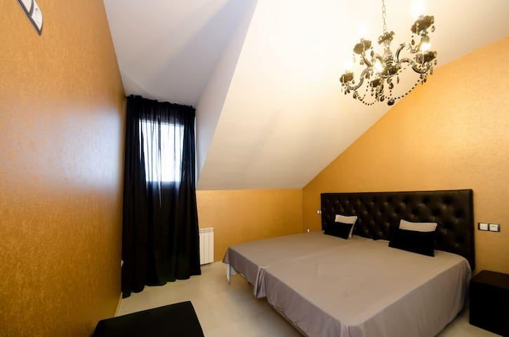 Habitación doble con opción camas individuales/matrimonio