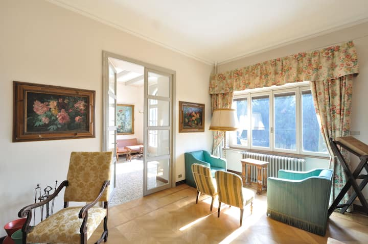 Charming Villa between Milan &Lakes