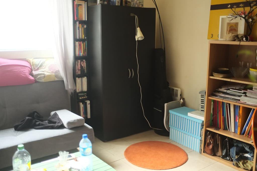 studio marcel sembat boulogne appartements louer. Black Bedroom Furniture Sets. Home Design Ideas