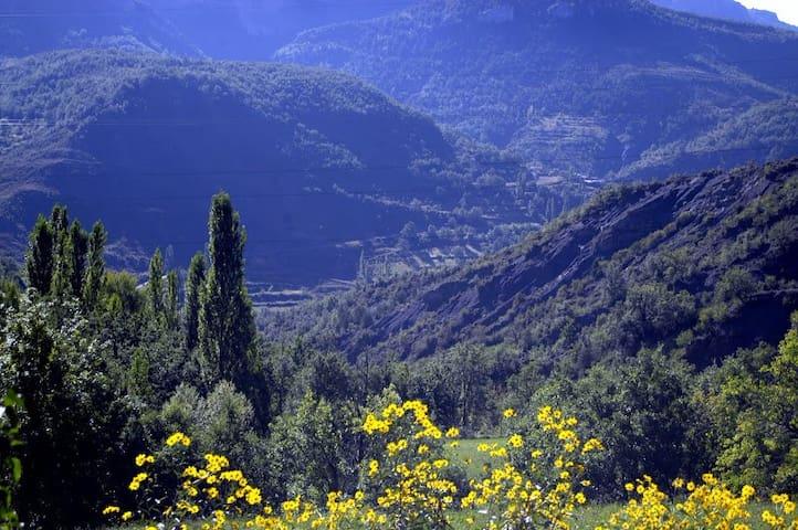 casa encantadora en paisaje genial - visalibons  (Huesca )