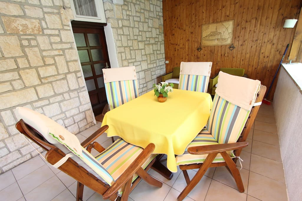 Goga Rovinj smeštaj apartments Ferienhaus Rovigno